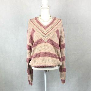 Basic Fenn Wright & Mason V Neck Knitted S…